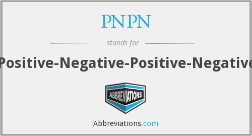What does PNPN stand for?