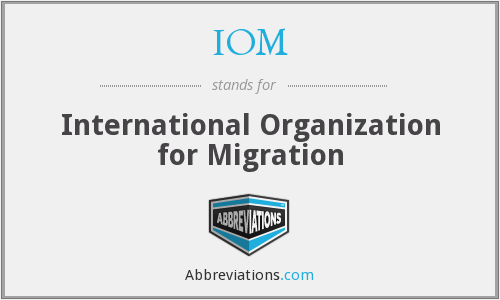 What does migration stand for?
