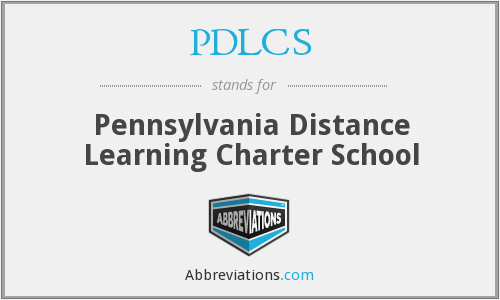 PDLCS - Pennsylvania Distance Learning Charter School