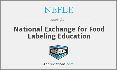 What does NEFLE stand for?