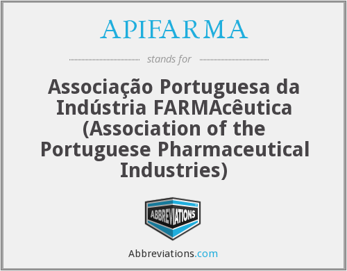 What does APIFARMA stand for?