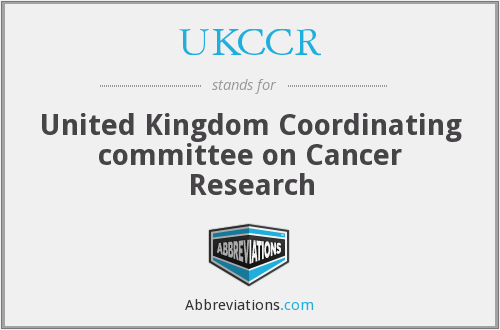 What does UKCCR stand for?