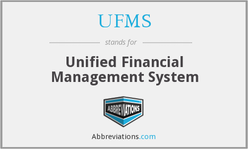 What does UFMS stand for?