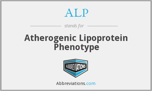 ALP - Atherogenic Lipoprotein Phenotype