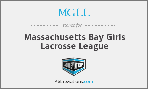 MGLL - Massachusetts Bay Girls Lacrosse League