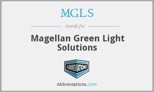 MGLS - Magellan Green Light Solutions
