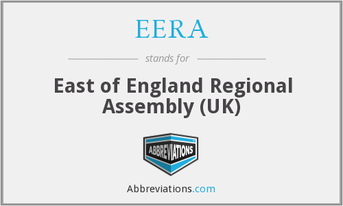 EERA - East of England Regional Assembly (UK)