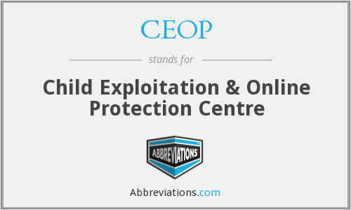 CEOP - Child Exploitation & Online Protection Centre