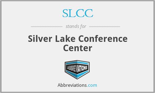 SLCC - Silver Lake Conference Center