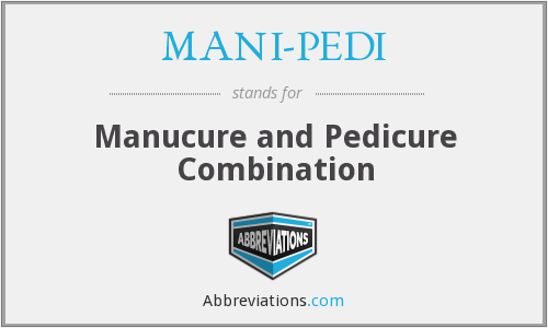 What does MANI-PEDI stand for?