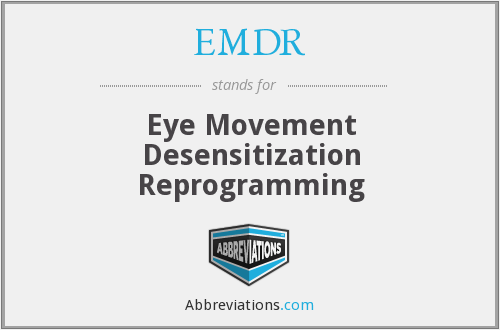 EMDR - Eye Movement Desensitization Reprogramming