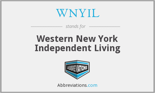 What does WNYIL stand for?