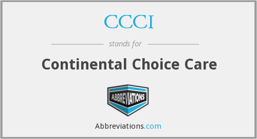CCCI - Continental Choice Care