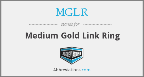 What does MGLR stand for?