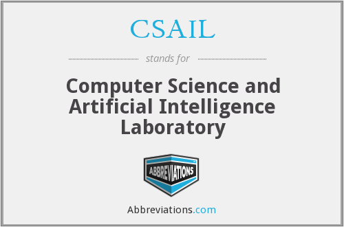 What does CSAIL stand for?