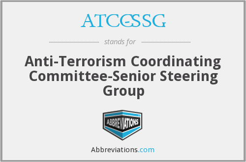 What does ATCC-SSG stand for?