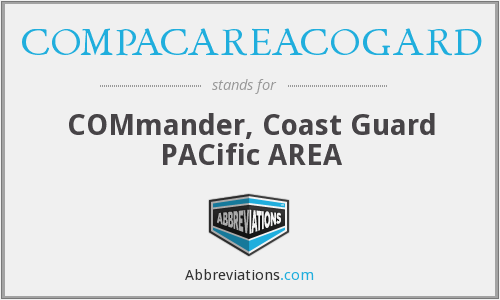 What does COMPACAREACOGARD stand for?