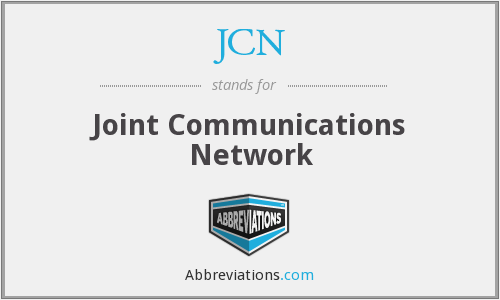 JCN - Joint Communications Network