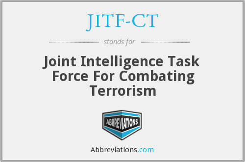 What does JITF-CT stand for?