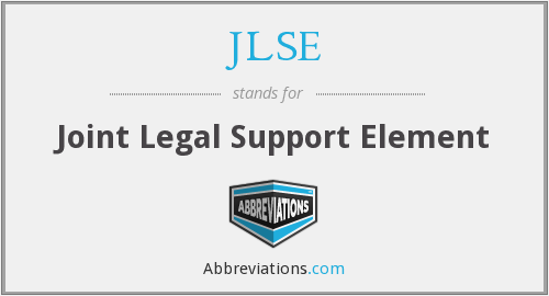 What does JLSE stand for?