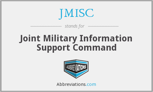 What does JMISC stand for?