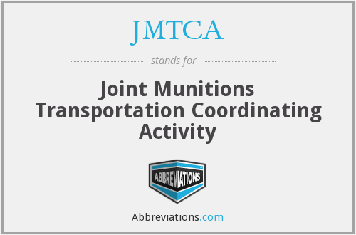What does JMTCA stand for?