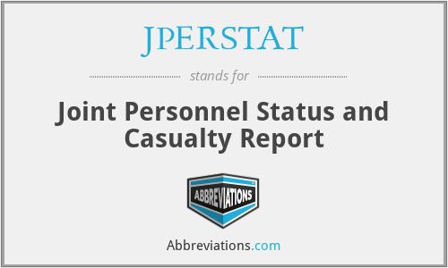 status report term