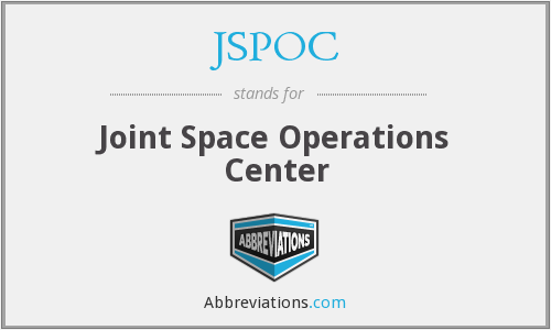 What does JSPOC stand for?