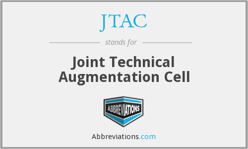 JTAC - Joint Technical Augmentation Cell
