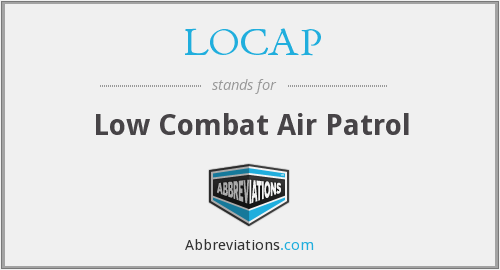 What does LOCAP stand for?