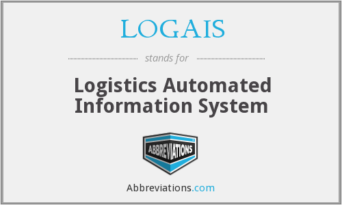 LOGAIS - Logistics Automated Information System