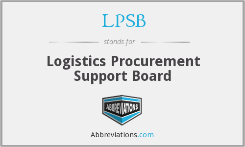 What does LPSB stand for?