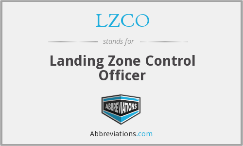 What does LZCO stand for?