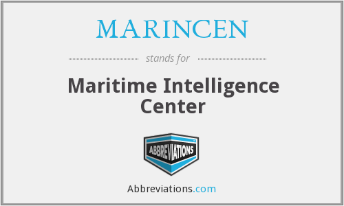 What does MARINCEN stand for?