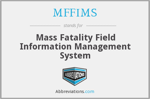 What does MFFIMS stand for?