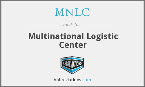 What does MNLC stand for?