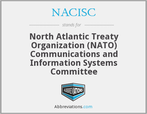 What does NACISC stand for?