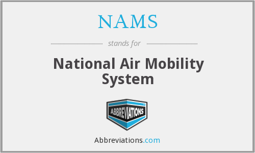 NAMS - National Air Mobility System