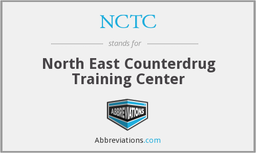 NCTC - North East Counterdrug Training Center