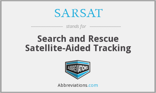 SARSAT - Search and Rescue Satellite-Aided Tracking