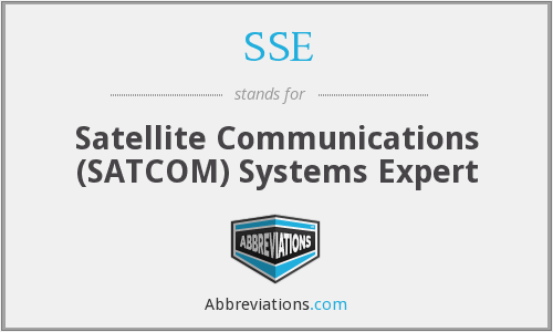 SSE - Satellite Communications (SATCOM) Systems Expert