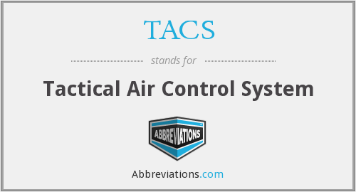TACS - Tactical Air Control System