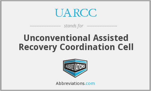 UARCC - Unconventional Assisted Recovery Coordination Cell