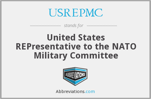 What does USREPMC stand for?