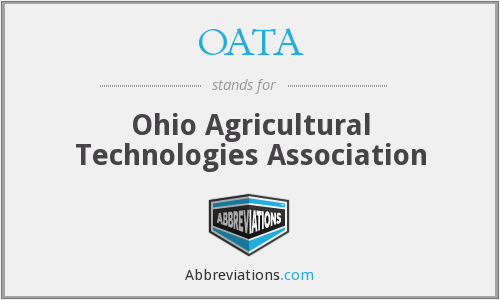 OATA - Ohio Agricultural Technologies Association