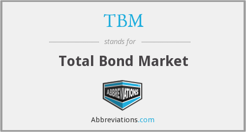 TBM - Total Bond Market