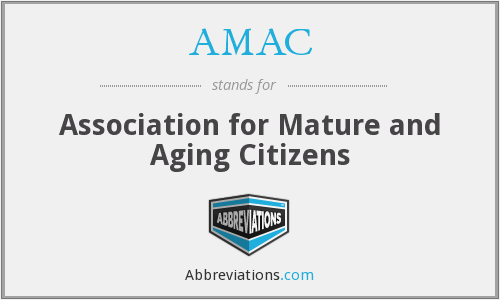AMAC - Association for Mature and Aging Citizens