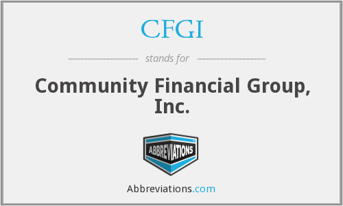 What does CFGI stand for?