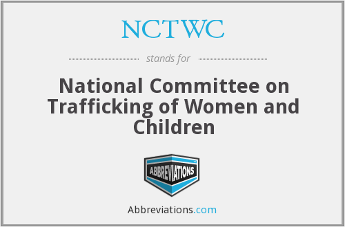 What does NCTWC stand for?