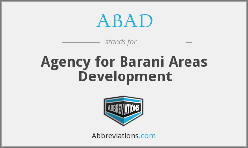 ABAD - Agency for Barani Areas Development
